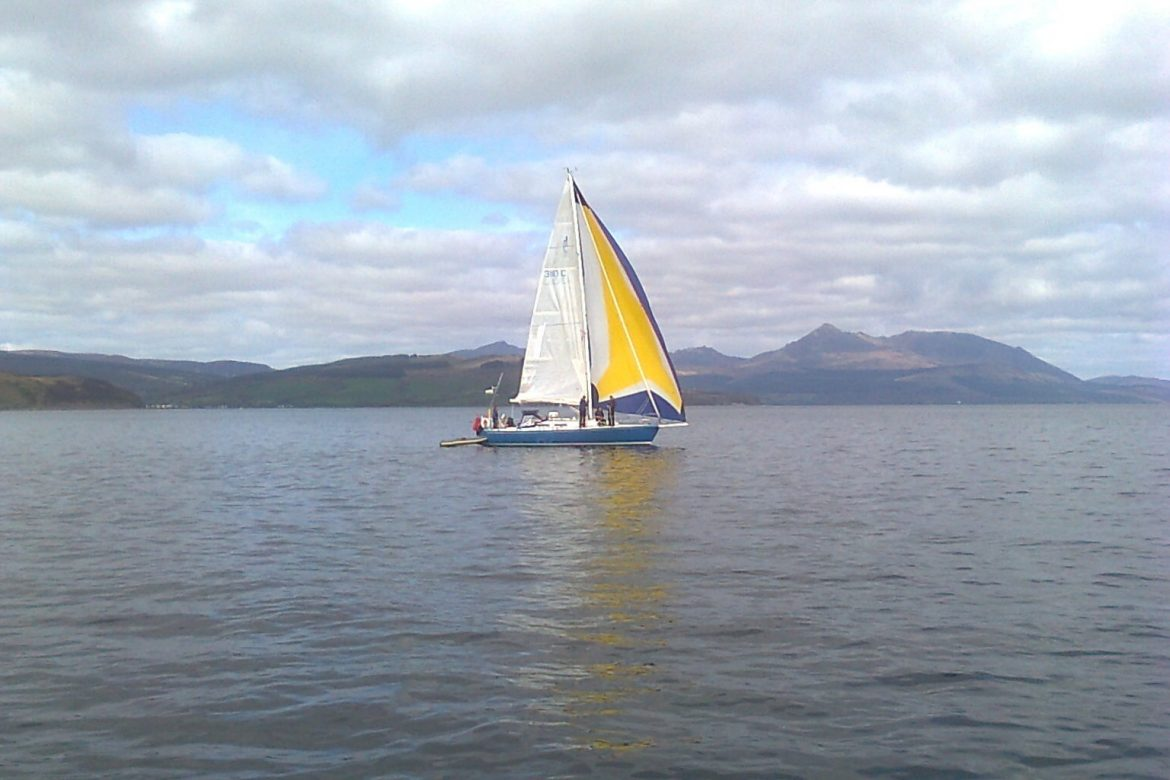 Training for the Scottish Islands Peaks Race